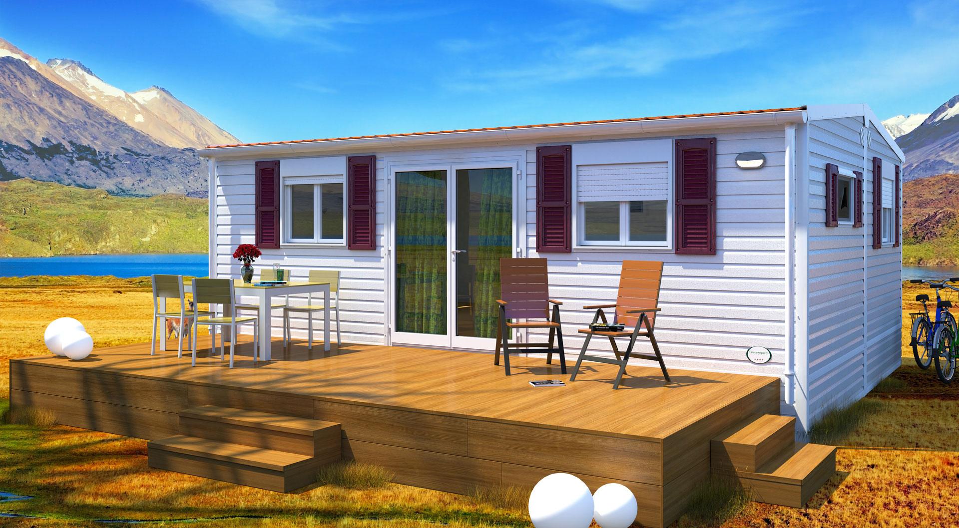 Home pigreco case mobili case su ruote moduli abitativi - Case in legno mobili ...